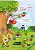 Buch Leseprobe Achtung! Anton, der Kirschenwurm, Christin Adlaßnig