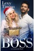 Buch Leseprobe Geschenk für den Boss, Lexy Timms