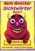 Buch Leseprobe Mein Monster - Sichtwörter Stufe 2, Kaz Campbell & Beatrice Pires-Stadler