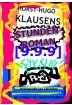 Buch Leseprobe Stundenroman [9.9.9] Horst-Hugo Klausens