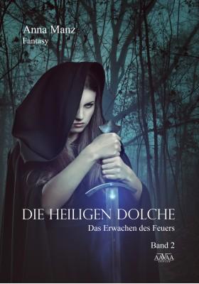 Fantasy Bucher Die Heiligen Dolche 2 Bucher Mit Leseproben